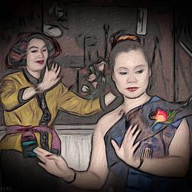 Joe Paradis - Laotian Dancers