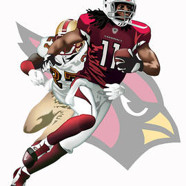 Joe Roselle - Larry Fitzgerald