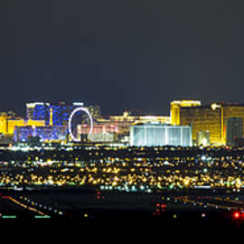 Matt Edwards - Las Vegas Skyline
