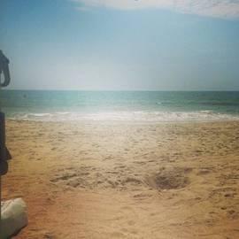 Krysta Hess - Beach vacation