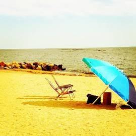 Mae Coy - Last Hurrah For Summer; Beach Scene