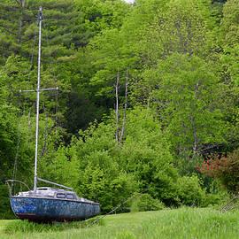 Thomas Tuck - Last Sail