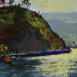 Joan Coffey - Late Afternoon At The Bay