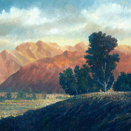 Douglas Castleman - Late Afternoon View