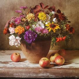 Nikolay Panov - Late Flowers