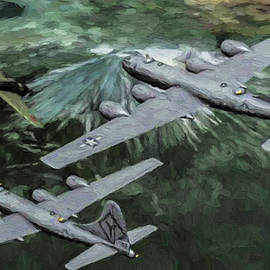 Tommy Anderson - Late war Mission - Oil
