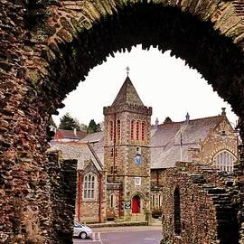 Richard Brookes - Launceston Castle South Gatehouse
