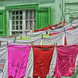 Arnie Goldstein - Laundry Day