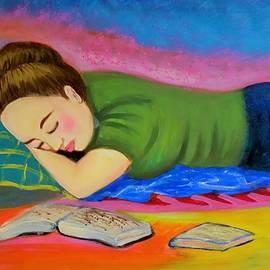 Deyanira Harris - Lauren Sleeping