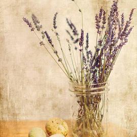 Rebecca Cozart - Lavender and Eggs