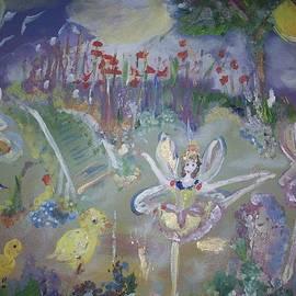 Judith Desrosiers - Lavender Fairies