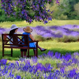 Johanne Dauphinais - Lavender