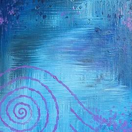 Noah Babcock - Lavender spiral