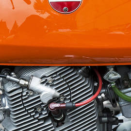 Laverda SF 750cc - Tim Gainey