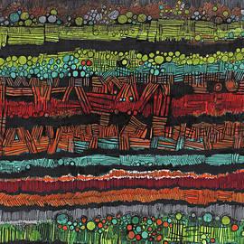 Sandra Church - Layers of Patterns