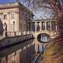 Carol Japp - Lazienki Palace Warsaw