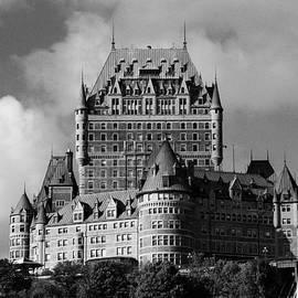 Juergen Weiss - Le Chateau Frontenac - Quebec City