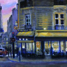 David Zimmerman - Le Recrutement Cafe