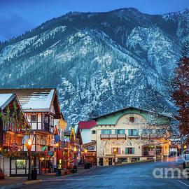 Leavenworth Alpine View