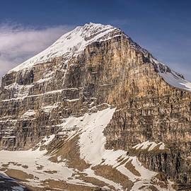 Yves Gagnon - Lefroy Glacier and Mt. Lefroy Lake Louise Banff National Park