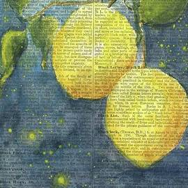 Maria Hunt - Lemons In Moonlight
