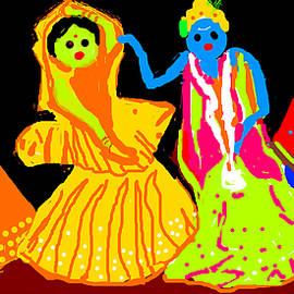 Anand Swaroop Manchiraju - .lepakshi ..dolls