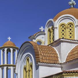 Antony McAulay - Lerapetra church close up