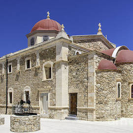 Antony McAulay - Lerapetra church of Saint George