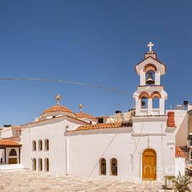 Antony McAulay - Lerapetra church Square pano