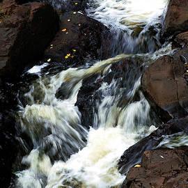 Bill Morgenstern - Lester River Waterfall