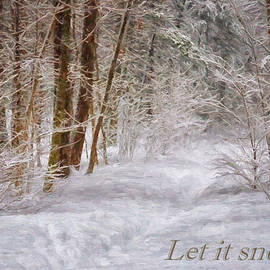 Tricia Marchlik - Let It Snow
