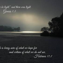 Reid Callaway - Let There Be Light Bible Art Scripture Art