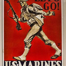 Steven Parker - Lets Go marines