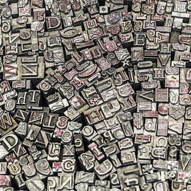 Claire  Doherty - Letter Stamps