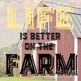 Life Is Better on the Farm - Edward Fielding