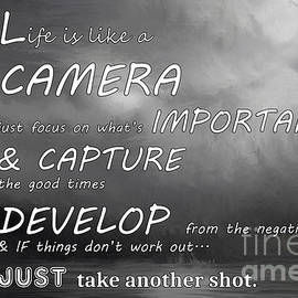 Janice Rae Pariza - Life Is Like A Camera