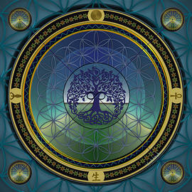 Vincent Autenrieb - Life Mandala