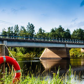 Jukka Heinovirta - Life Ring By The River