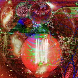 Joseph Mosley - Light of Man Multidimentional Sight