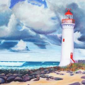Mary Ann Fox - Lighthouse at Port Fairy