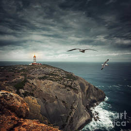 Carlos Caetano - Lighthouse Cliff