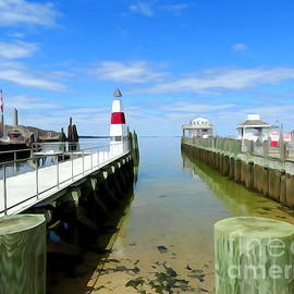 Ed Weidman - Lighthouse Dock