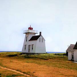 Olga Zavgorodnya - Lighthouse in P.E.I.