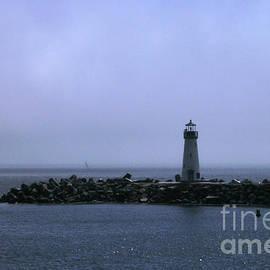 Rick Maxwell - Lighthouse at Santa Cruz