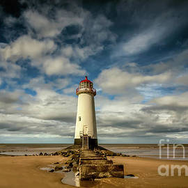 Lighthouse Point of Ayre - Adrian Evans