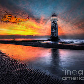 Adrian Evans - Lighthouse Rescue