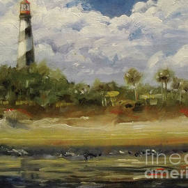 Mary Hubley - Lighthouse Whispers