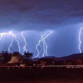 Kimo Fernandez - Lightning Over Laveen
