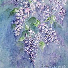 April McCarthy-Braca - Lilac