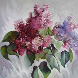 Elena Oleniuc - Lilac blossom